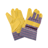 1031-GY and 1031-YW– Vinyl Impregnated Gloves